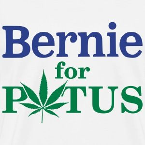 Bernie for POTus! - Men's Premium T-Shirt