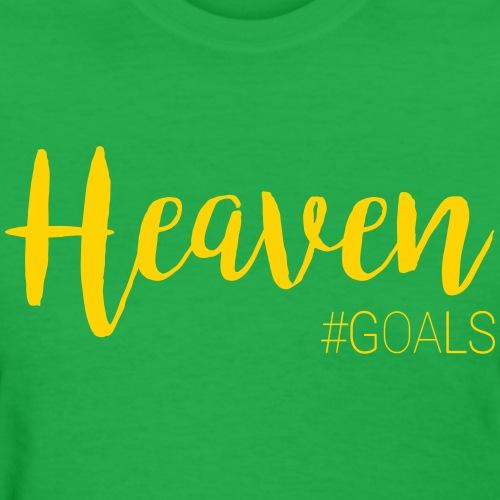 Heaven #goals