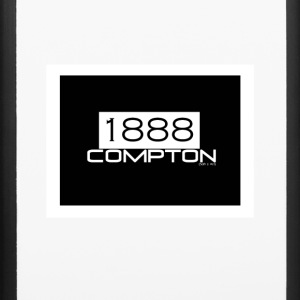 1888-Compton - iPhone 6/6s Rubber Case