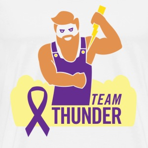 Thunder - Men's Premium T-Shirt