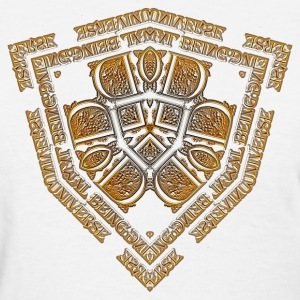 The Golden Arc Womens T-Shirt - Women's T-Shirt