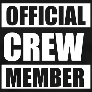 Official Crew member T-Shirts - Men's Premium T-Shirt