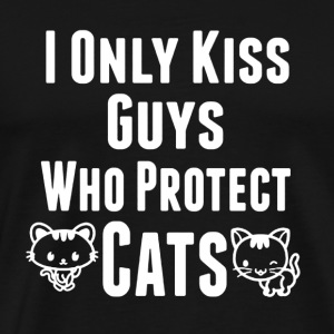 Protect Cats Shirt - Men's Premium T-Shirt