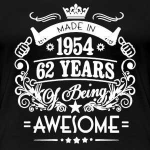 Made in 1954 Shirt - Women's Premium T-Shirt