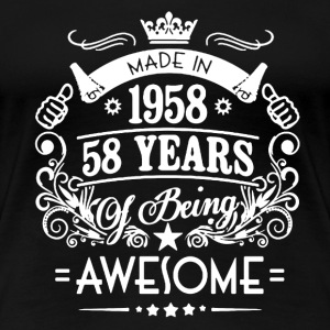1958 T Shirts Spreadshirt