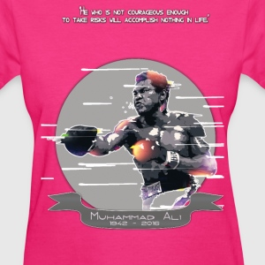 Muhammad Ali Tribute - Women's T-Shirt