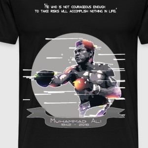 Muhammad Ali Tribute - Men's Premium T-Shirt