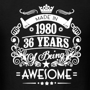 Made In 1980 Shirt - Men's T-Shirt