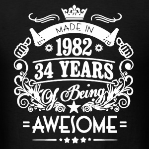 Made In 1982 Shirt - Men's T-Shirt