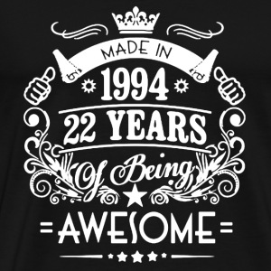 Made In 1994 Shirt - Men's Premium T-Shirt