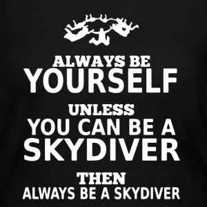 Skydiver Shirt - Women's Long Sleeve Jersey T-Shirt