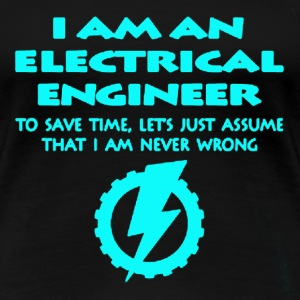 Electrical Engineer Shirt - Women's Premium T-Shirt