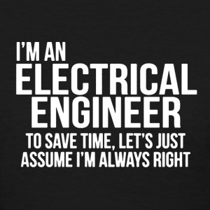 Electrical Engineer Shirt - Women's T-Shirt