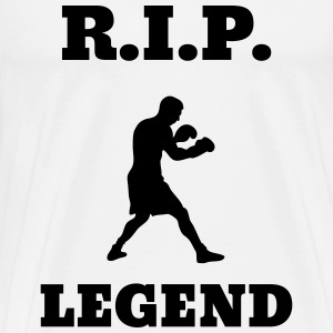 RIP LEGEND - Men's Premium T-Shirt