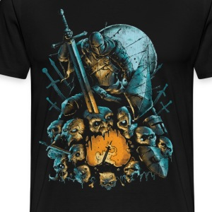 Fallen Knight - Men's Premium T-Shirt