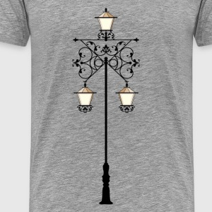 Street light clip art T-Shirts - Men's Premium T-Shirt