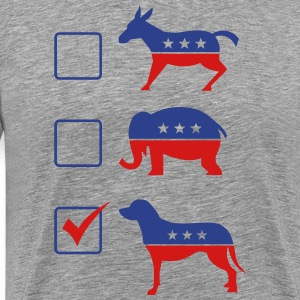 Vote Puppies 2016 - Men's Premium T-Shirt