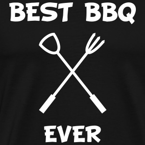 Best BBQ ever T-Shirts - Men's Premium T-Shirt