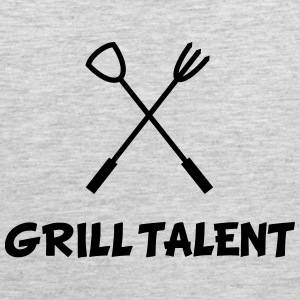 Grill Talent Sportswear - Men's Premium Tank