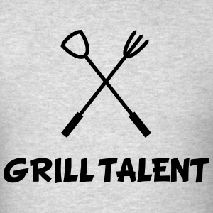 Grill Talent T-Shirts - Men's T-Shirt