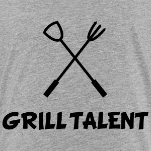 Grill Talent Kids' Shirts - Kids' Premium T-Shirt