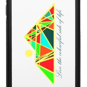 Live the colourful side - iPhone 6/6s Rubber Case