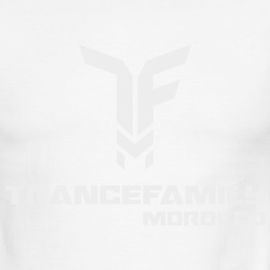 TFM New Logo (white) T-Shirts - Men's Ringer T-Shirt