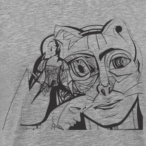 Cat B - Men's Premium T-Shirt