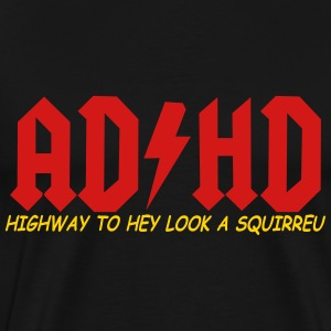 ad hd t-shirt - Men's Premium T-Shirt