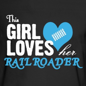 Railroader Shirt - Men's Long Sleeve T-Shirt