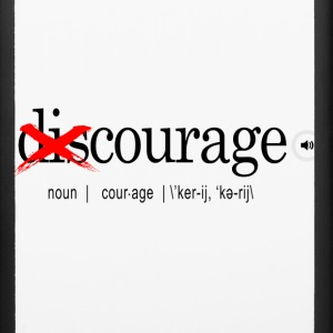 Courage - iPhone 6/6s Rubber Case