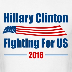 Fighting for Us 2016 T-Shirts - Men's T-Shirt