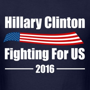 Hillary Clinton 2016 T-Shirts - Men's T-Shirt