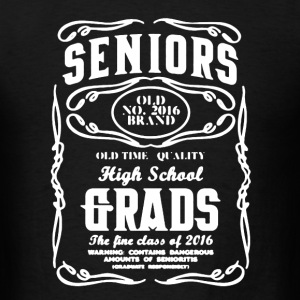 Seniors Shirt - Men's T-Shirt