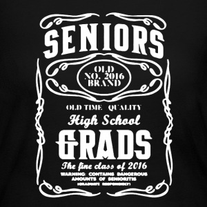 Seniors Shirt - Women's Long Sleeve Jersey T-Shirt