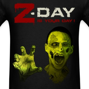 Z-DAY T-Shirts - Men's T-Shirt