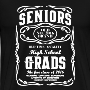 Seniors Shirt - Men's Premium T-Shirt