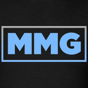 Black MMG Shirt - Men's T-Shirt