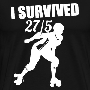 Survived Shirt - Men's Premium T-Shirt