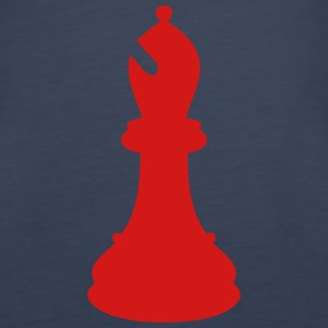crazy chess piece Tanks - Women's Premium Tank Top