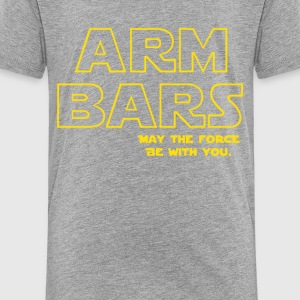 Arm Bars Brazilian Jiu-Jitsu T-shirt Baby & Toddler Shirts - Toddler Premium T-Shirt