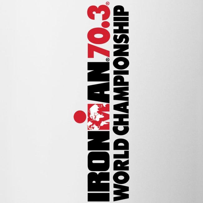 IRONMAN 70.3 World Championship Contrast Mug