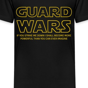 Guard Wars Brazilian Jiu-Jitsu T-shirt Baby & Toddler Shirts - Toddler Premium T-Shirt