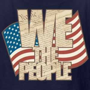 WE THE PEOPLE - Kids' T-Shirt
