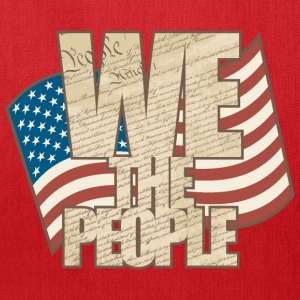 WE THE PEOPLE - Tote Bag
