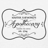 Design ~ Master Raymond's Apothecary (Dark)