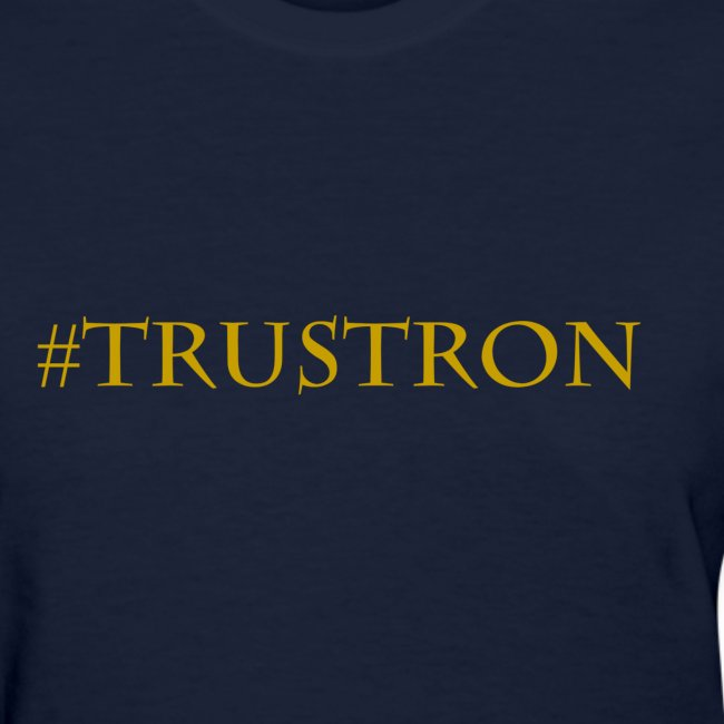 #TrustRon