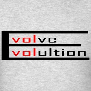 Evolve Evolution - Men's T-Shirt