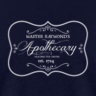 Design ~ Master Raymond's Apothecary