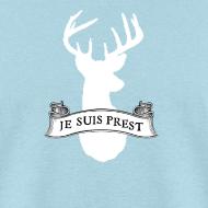 Design ~ Je Suis Prest Logo